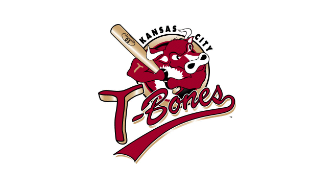 T-Bones Opening Pitch With Majic