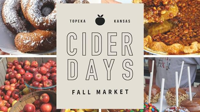 Fall Into Cider Days 2019