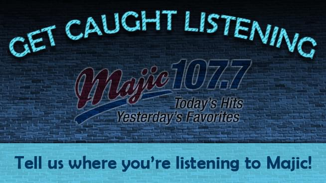 Get Caught Listening and WIN!