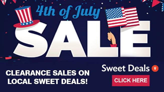 THERE ARE DEALS, AND THEN THERE ARE, SWEET DEALS!