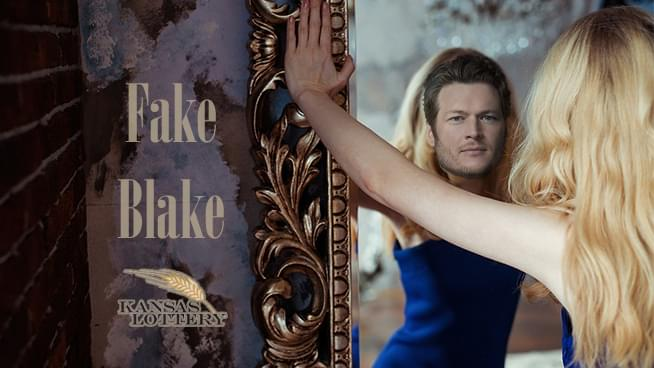 """Give Us Your Best """"Fake Blake"""""""