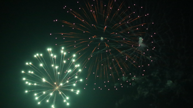Fireworks Returning to Lake Perry