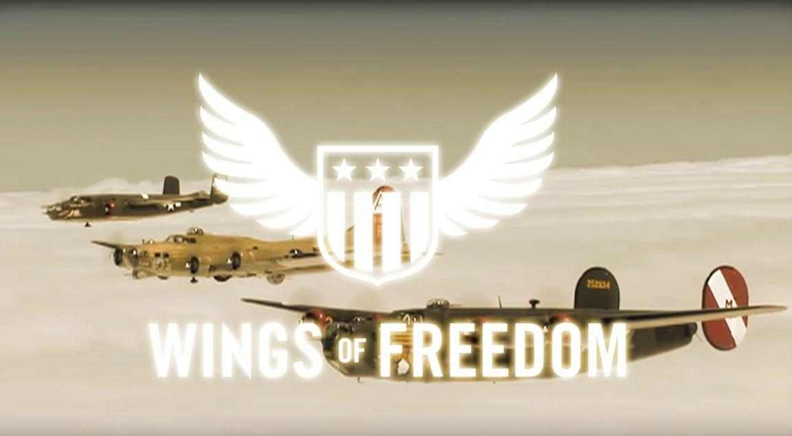 WWII Wings of Freedom Tour – Landing In Topeka