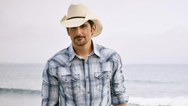 "Brad Paisley Has Released A Video For His New Single ""Bucked Off"""
