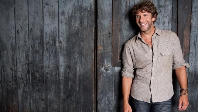 Billy Currington is coming to the Kansas State Fair