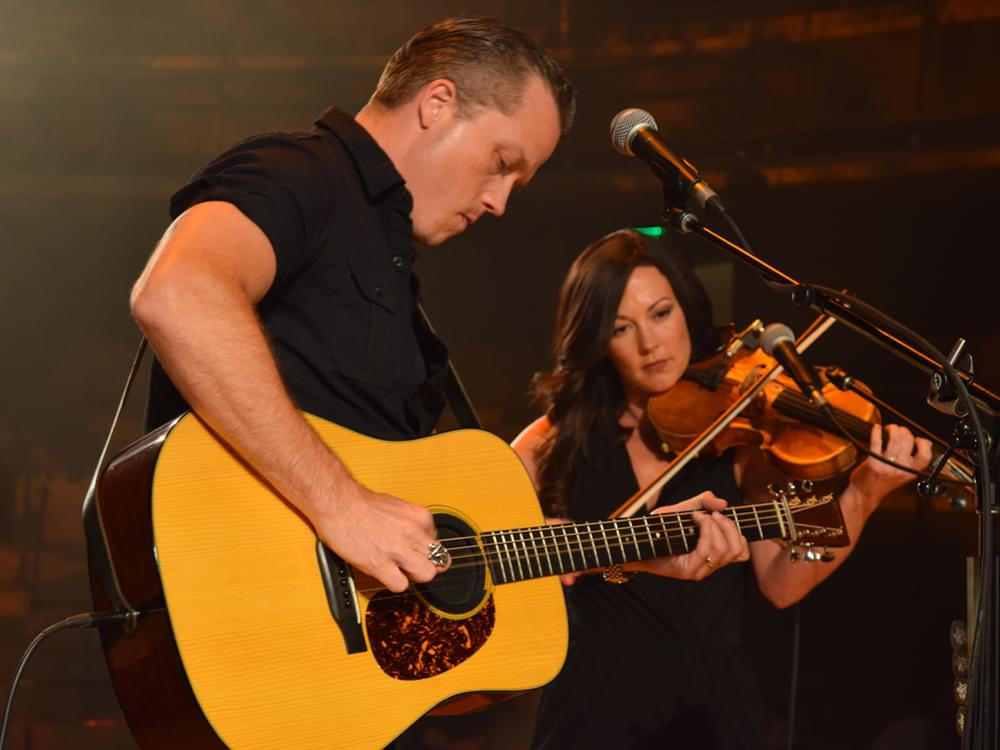 Jason Isbell Announces 7-Night Run at Nashville's Ryman Auditorium