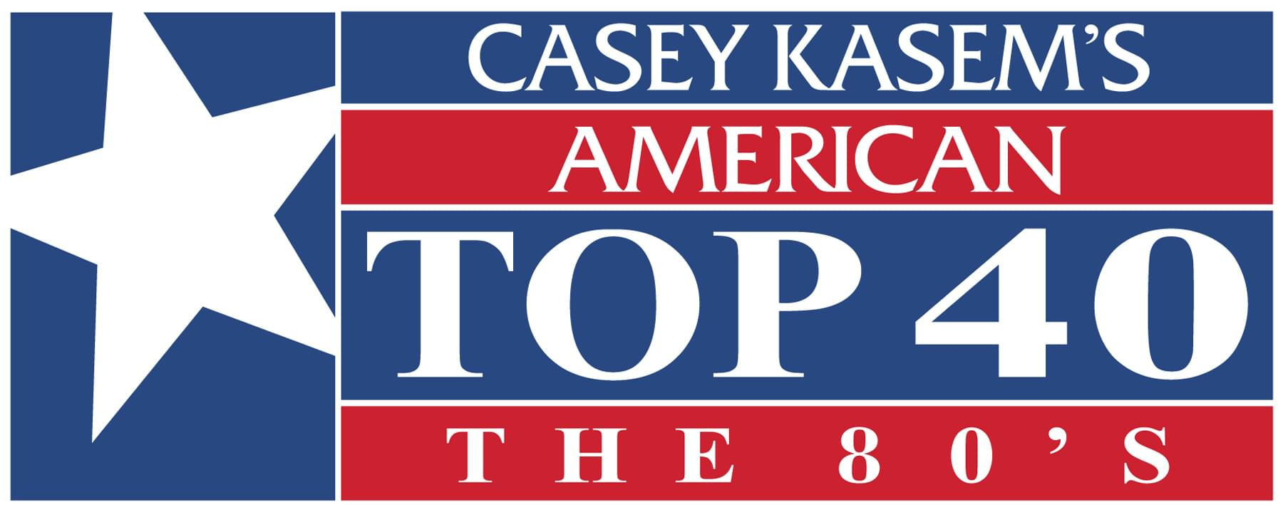 Casey Kasem's American Top 40: The 80's | KWIC-FM