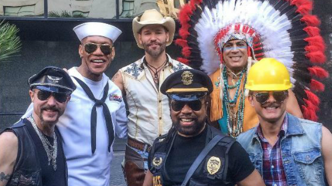 Village People's Felipe Rose and Bill Whitefield Talk With Josh Allen