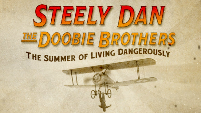Steely Dan and The Doobie Brothers in KC