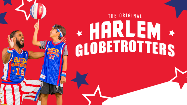 There's Nothin' But Net When The Globetrotters Come to Topeka