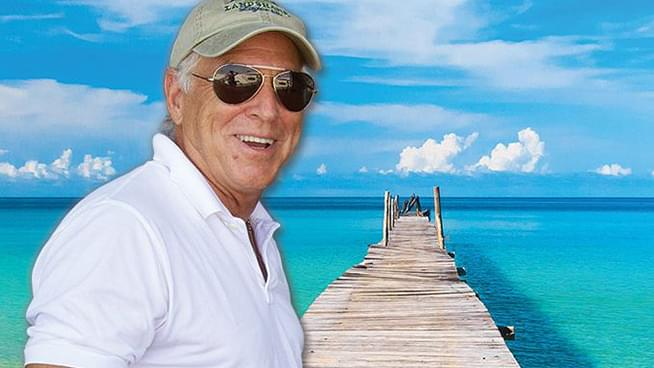 Jimmy Buffett Swims In To The Sprint Center