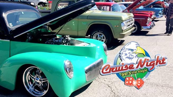 Cruise Night 2019 is May 4th!