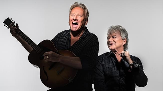 Air Supply At The Stiefel Theatre
