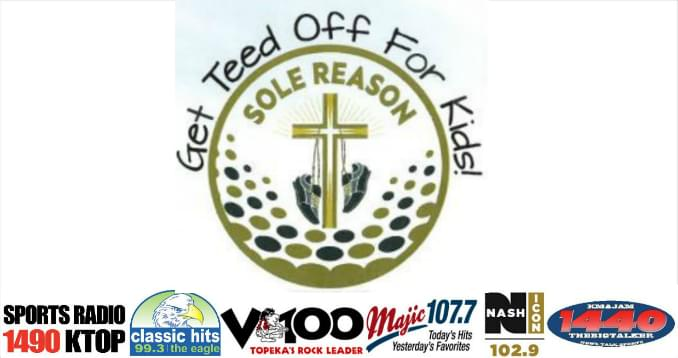 Tee Off For Kids with Sole Reason