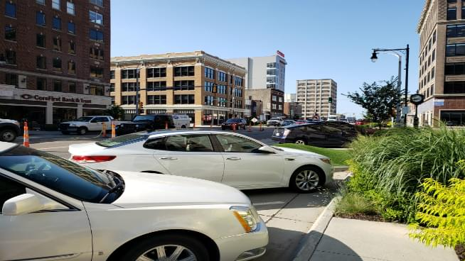 You Could Be Causing A Backup On Wanamaker By Doing This
