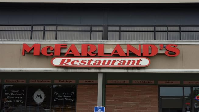 McFarland's Restaurant Looking To Do A Family Picture