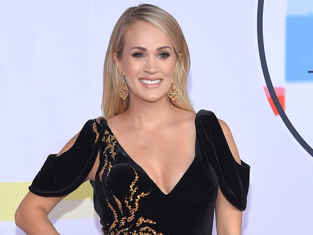 "Watch Carrie Underwood Sparkle During Performance of ""Southbound"" on Season Finale of ""American Idol"""