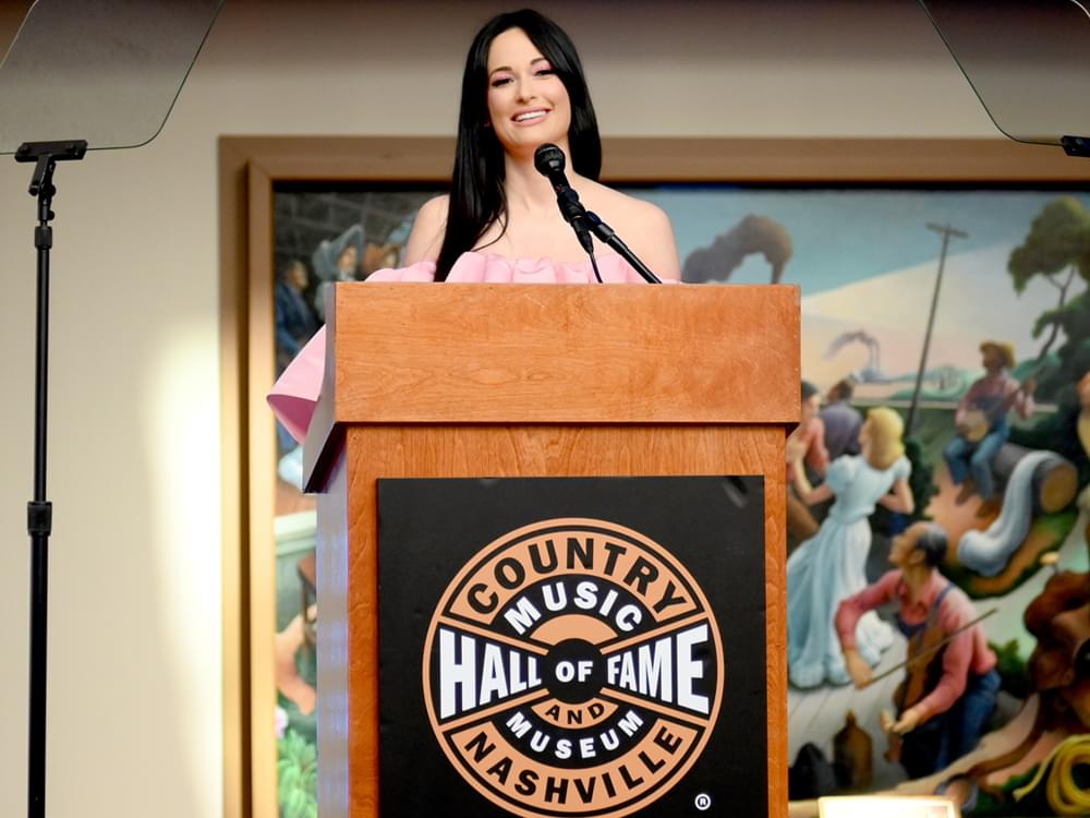 Kacey Musgraves' New Exhibit at the Country Music Hall of Fame Opens [Photo Gallery]