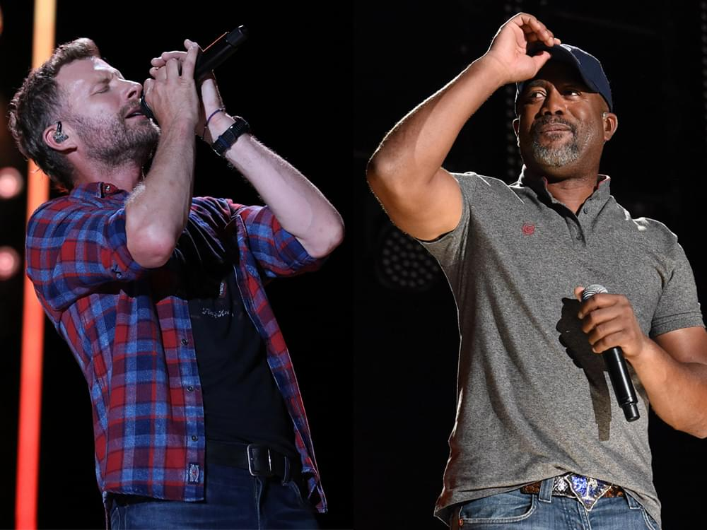 Dierks Bentley, Darius Rucker, Locash, Randy Houser & More to Perform at Ryman's Hurricane Benefit Concert