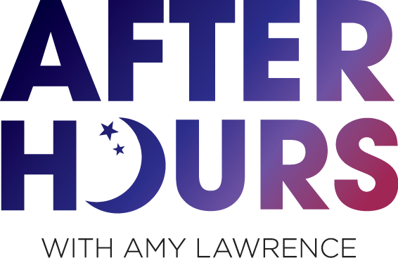After Hours with Amy Lawrence: 11p-3a