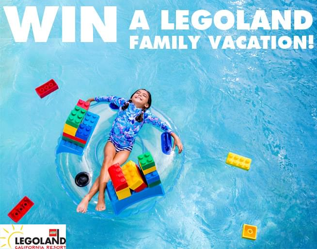 LEGOLAND (R) Family Vacation!