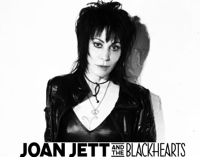 Joan Jett Presale