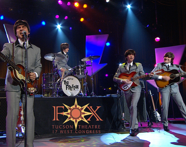 The Fab Four at Fox Theatre