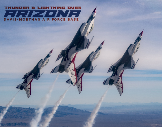 3/24 – 3/25: Thunder and Lightning Air Show