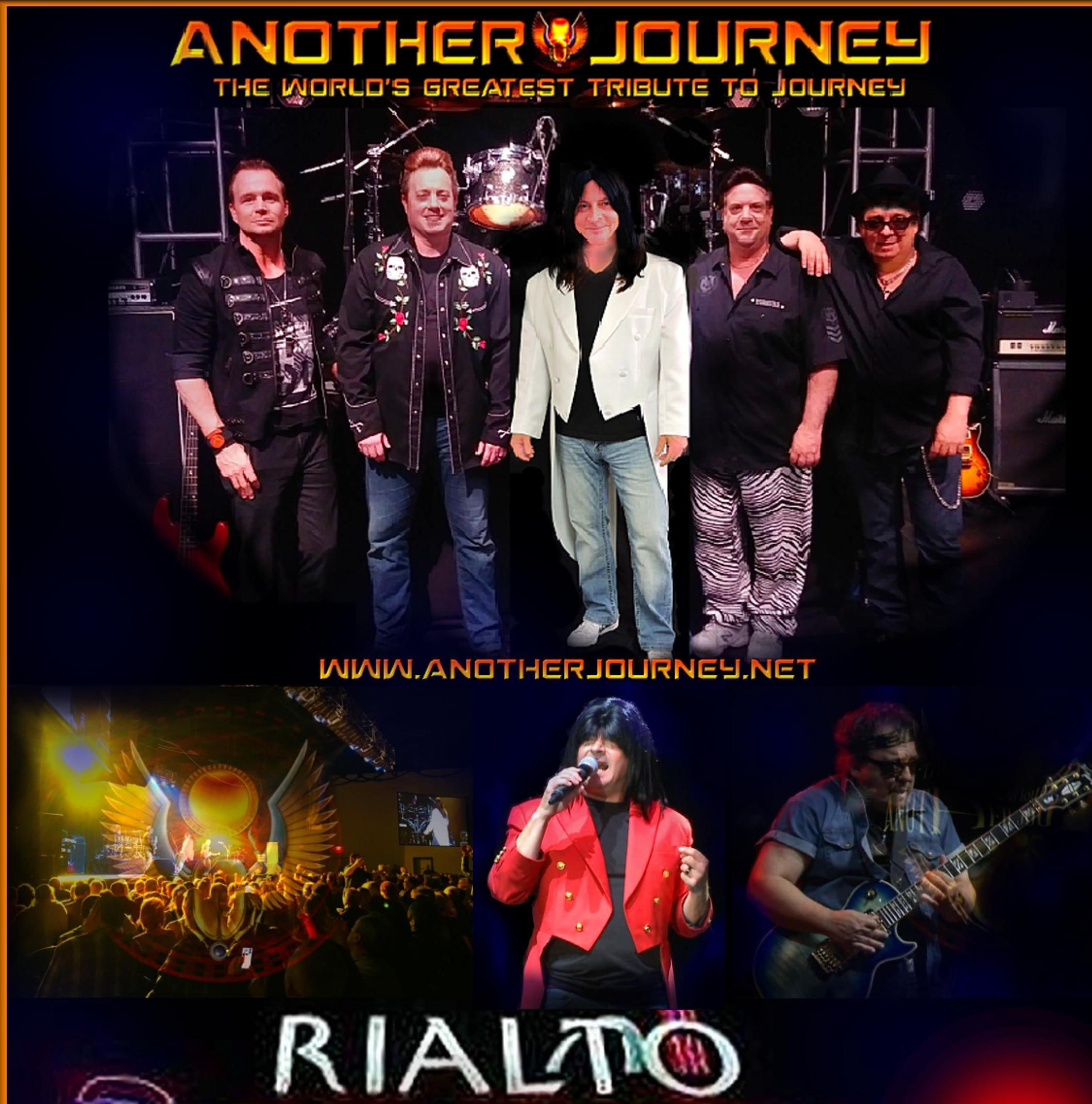 8/9: Another Journey at Rialto Theatre