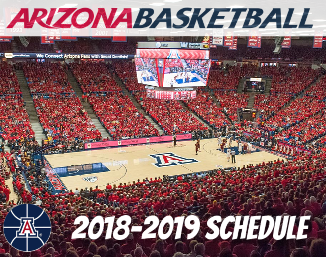 Arizona Basketball 18-19