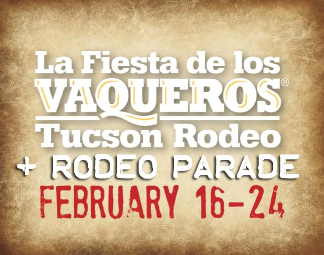 2019 Tucson Rodeo + Rodeo Parade