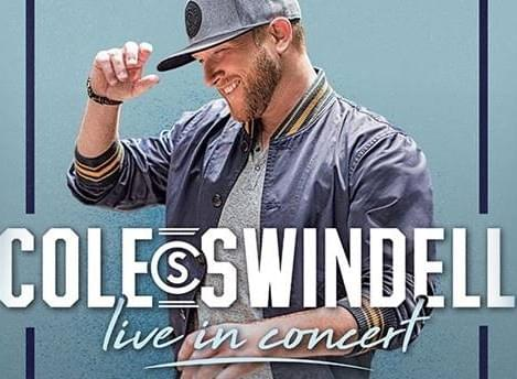 4/28: Cole Swindell at AVA Amphitheater