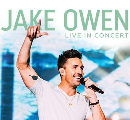 6/16: Jake Owen at AVA Amphitheater