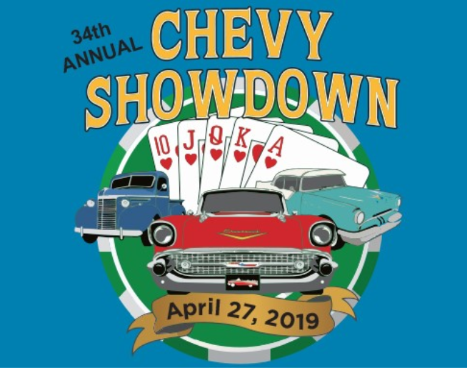34th Annual Chevy Showdown at DDC