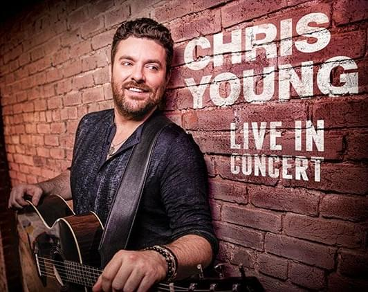 7/7: Chris Young at AVA Amphitheater