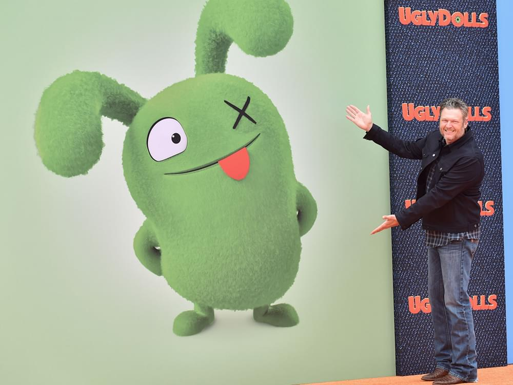 """""""UglyDolls"""" Movie With Blake Shelton & Kelly Clarkson Is Flopping at the Box Office"""