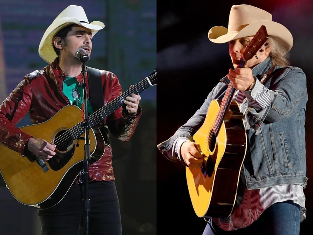 Nominees for the Nashville Songwriters Hall of Fame Class of 2019 Include Dwight Yoakam, Brad Paisley, Toby Keith & More