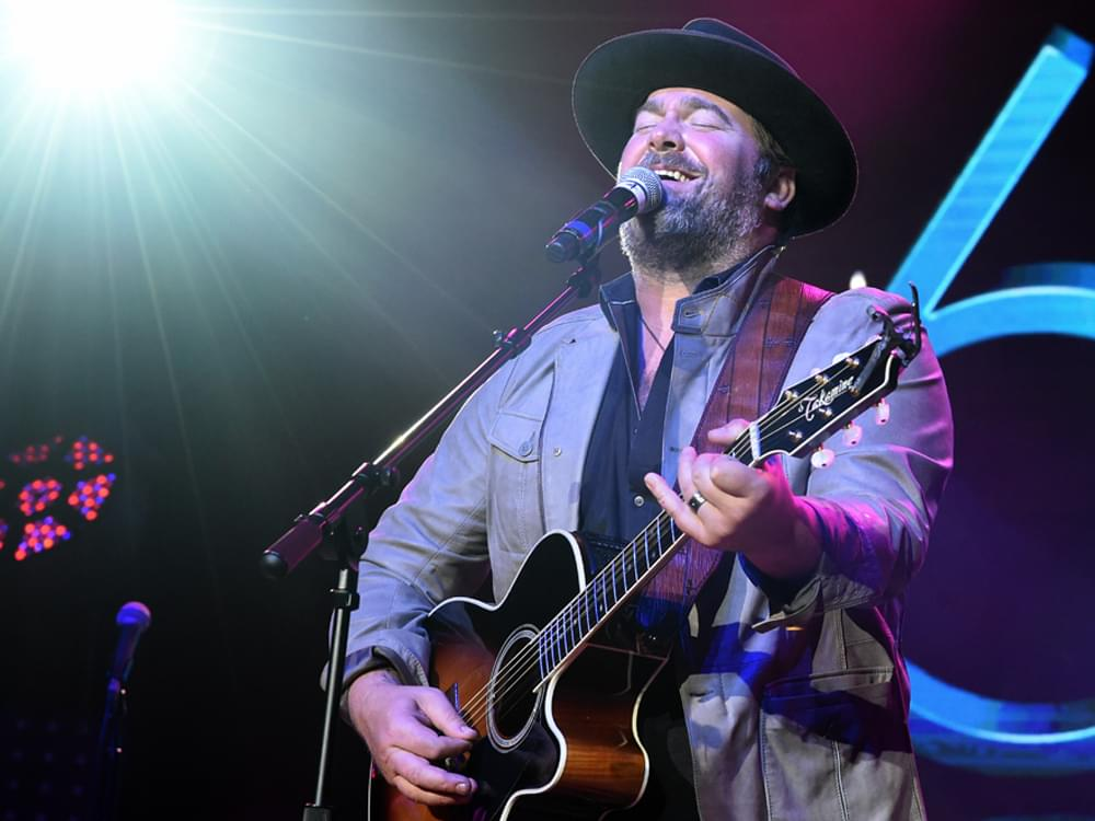 "Lee Brice Scores 6th No. 1 Single With ""Rumor"""