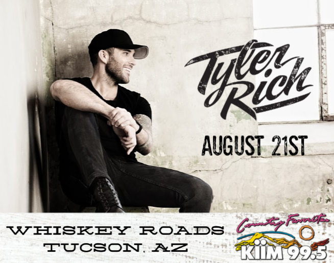 Tyler Rich at Whiskey Roads