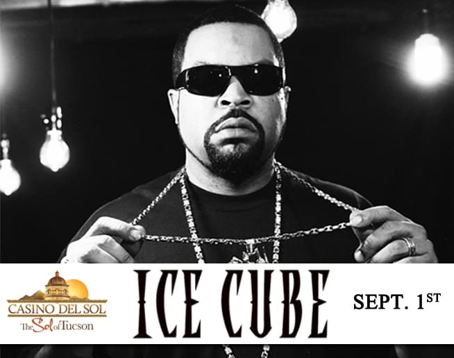 Ice Cube at Ava Amphitheater!