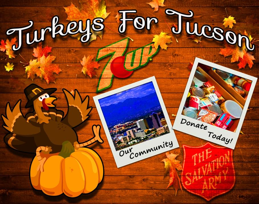 Turkeys for Tucson