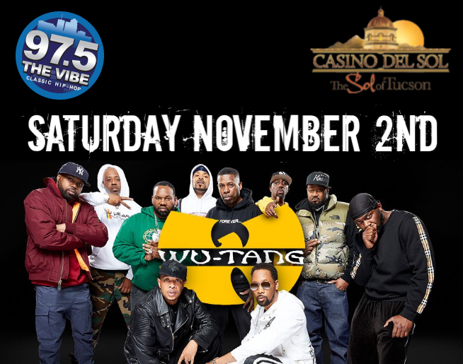 Wu-Tang Clan at AVA Amphitheater