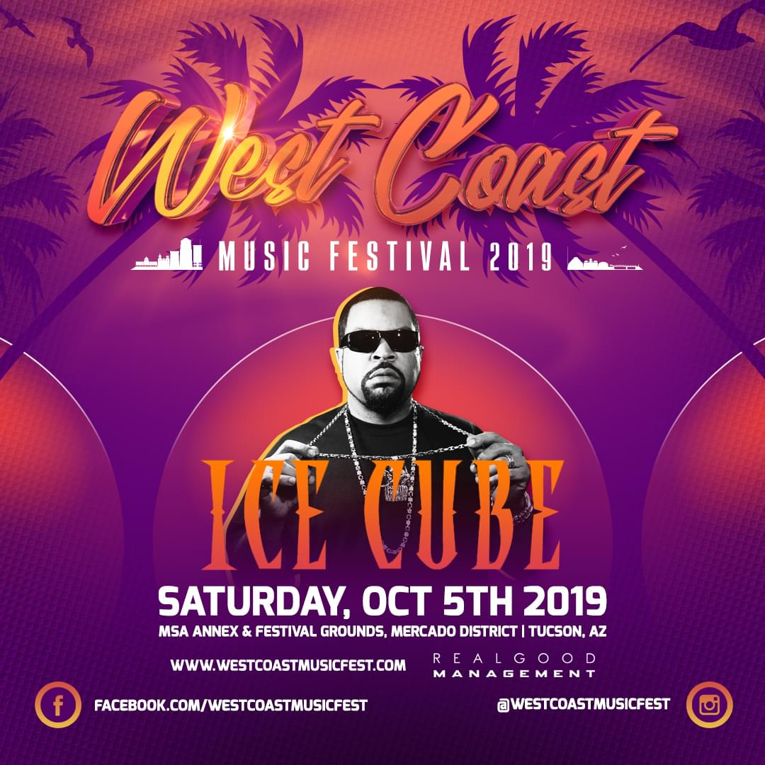 10/5: West Coast Music Festival
