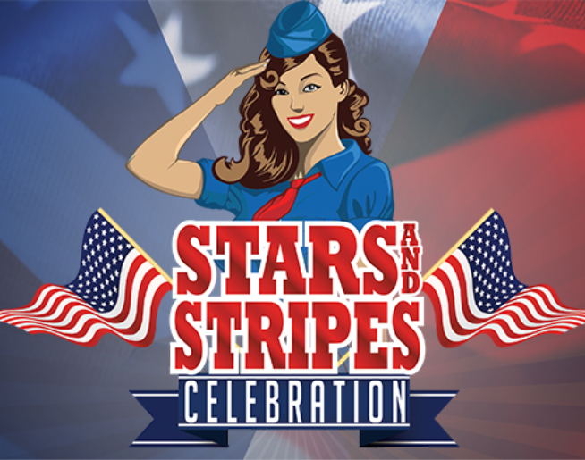 Stars and Stripes Celebration at DDC