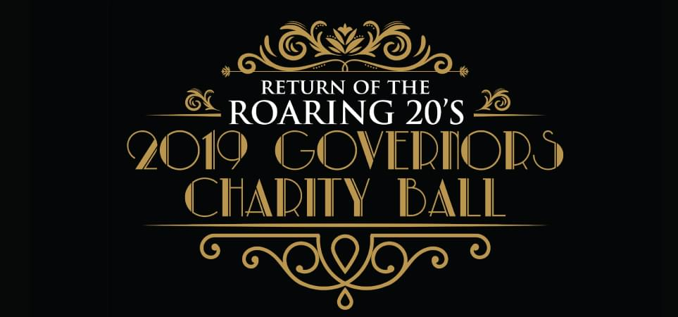 2019 Governors Charity Ball
