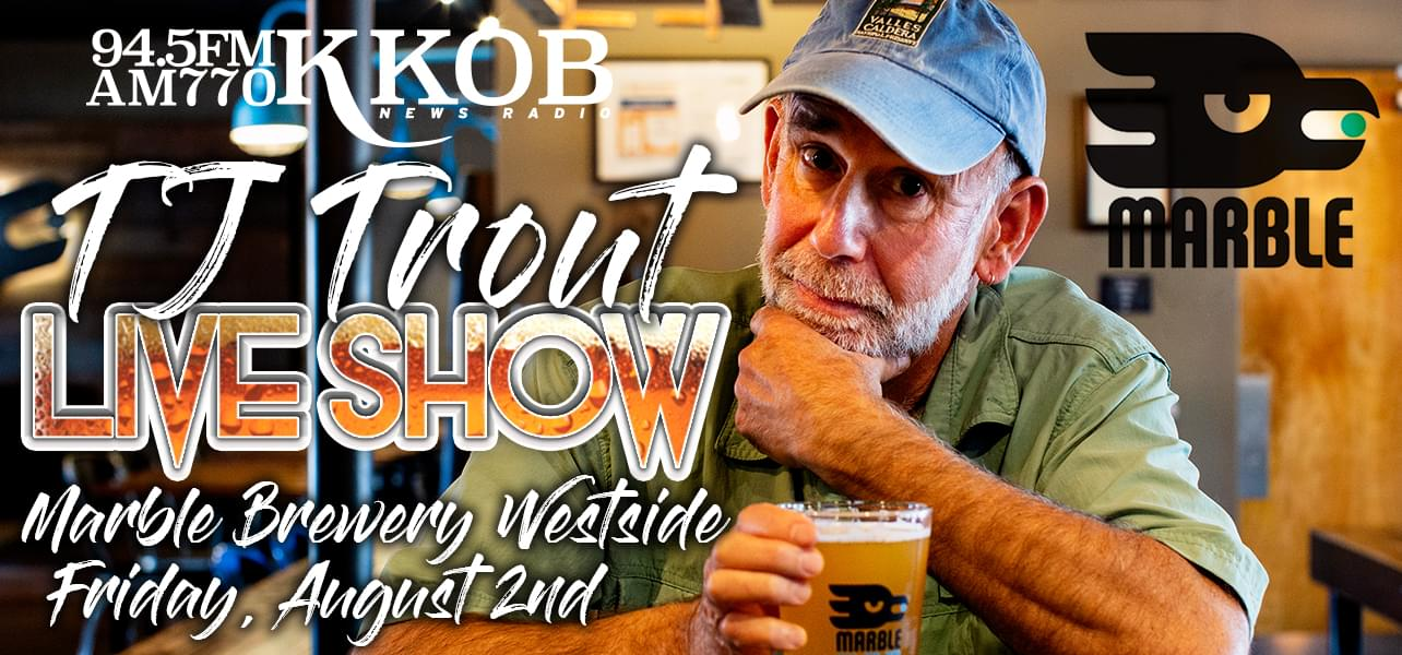 TJ Trout Live Show From Marble Brewery