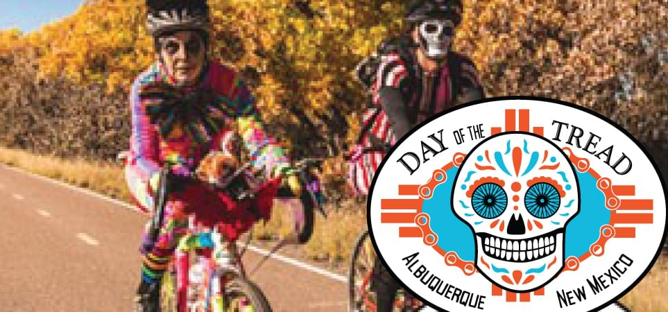 13th Annual Day of the Tread Cycling Event