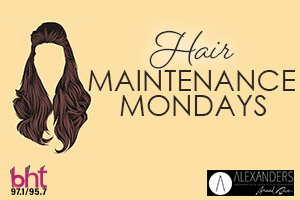 Hair Maintenance Mondays