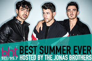 Best Summer Ever with Jonas Brothers