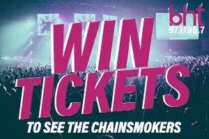 The Chainsmokers Ticket Stop